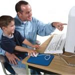 10 motivos para sentarte con tu hijo al ordenador